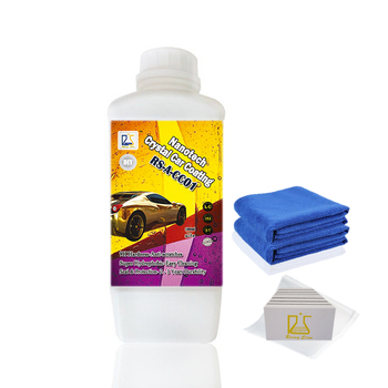 Liquide de voiture-couvre pour la peinture céramique pro de voiture cire de voiture soins nano verre revêtement pas besoin de voiture paint scratch réparation