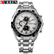 curren watch men military relogio masculino quartz-watch mens watches top brand luxury sport wristwatch mens fashion brand 2017