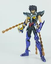 in stock GREAT TOYS Phoniex ikki V3 EX final Cloth EX GT bronze Saint Seiya action figure toy metal armor(China)