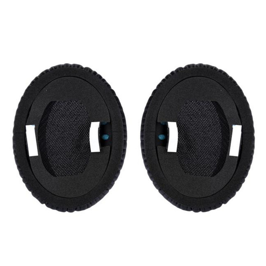 Ouhaobin 1 Pair Ear Cushion Ear Pads Replacement for Bose QC25 QuietComfort 1 Headphone Soft Earpads Hot DropShipping Sep11