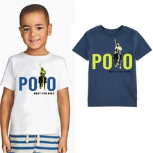 kids t shirt boys brand Children clothing short sleeve tops children t shirts teenage big boys clothing summer baby  kids tops