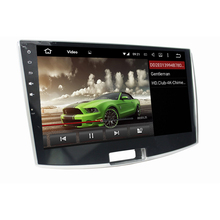 "2GB RAM Octa Core 2 din 10.1"" Android 6.0 Car Audio DVD Player for VW Volkswagen Magotan 2012-2015 With Radio GPS WIFI Bluetooth"
