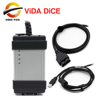 For VOLVO VIDA DICE 2014d diagnostic tool Full Chip Green Board Support Firmware Update vida dice pro for volvo DHL free(China)