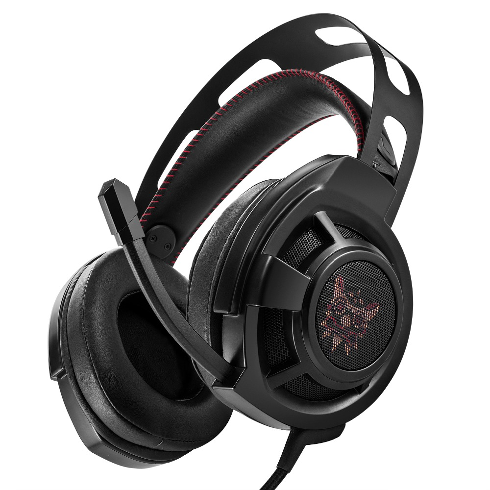 New ONIKUMA M190 Black 3.5mm Professional Over-ear Headset With Mic Good Quality Sound Gaming Headphones Durability Earphones <br>