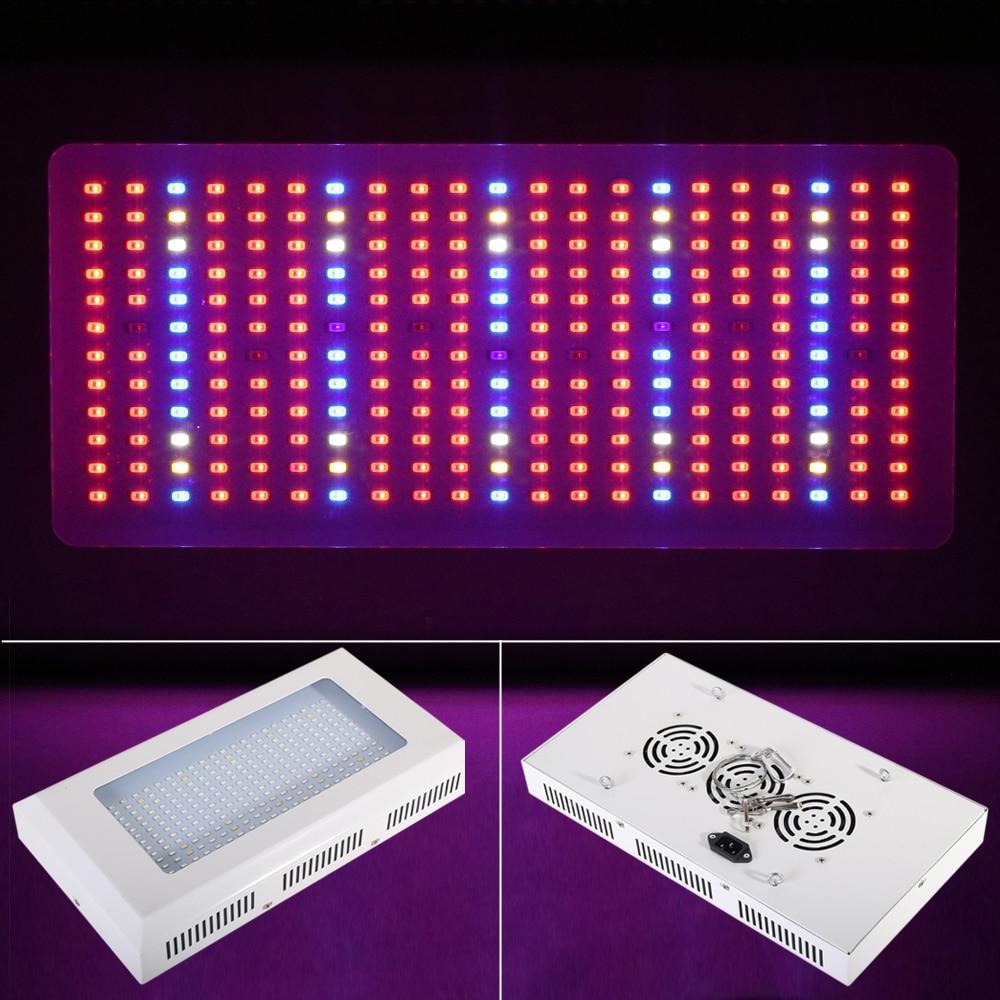 Full Spectrum 300W 252pcs SMD 183Red:40Blue:10White:10Warm:3UV:6IR LED Grow Light Hydroponics Garden Light Plant Lamp Wholesale<br><br>Aliexpress