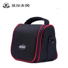 Buy New Style Waterproof DSLR Camera Bag Case Small Compack Single Shoulder SLR Backpack Sony Canon Nikon Olympus for $14.09 in AliExpress store