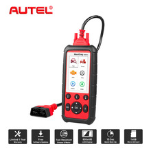 Autel MD808 Pro Auto Diagnostic Tool OBD2 Code Reader Scanner EPB ABS SRS DPF for Oil and Battery Reset Registration OBD Scanner(Hong Kong,China)