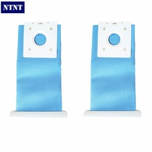 NTNT 2Pcs/Lot New Non-woven Bag fit For SAMSUNG Fabric BAG DJ69-00420B FOR VACUUM CLEANER Long Term Dustbag(China)