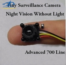 HFSECURITY Tiny cameras with night vision FPV hd 700 infrared mini mini camera security monitoring(China)