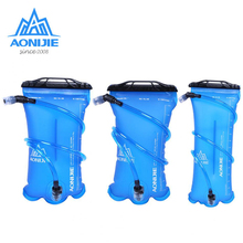 Top Quality Water Bag PEVA Bladder Hydration Drinking Straw Bag Outdoor Sports Cycling Hiking Camping Pack Water Bag 1.5L/2L/3L(China)
