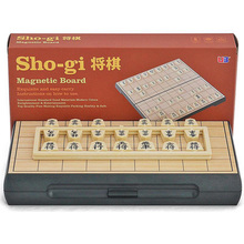 Japan Sho-gi Chess Game,Magnet Material Board,Travel Package Easy To Carry Family Game With Free Shipping