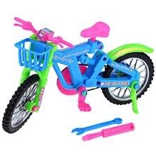 2016 Fashionable Model Building Kits Plastic Diy Bicycle Dismantle & Assemble Disassembly Child Model Toy 28*16*10cm