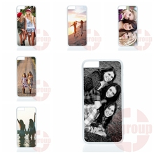 2 pieceslot two girls bff Hard PC Skin Accessories For Samsung Galaxy J1 J2 J3 J5 J7 2016 Core 2 S Win Xcover Trend Duos Grand