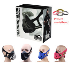 Men Women Altitude Mask Phantom Masks Outdoor Training Sport Mask For Boxing Fitness Supplies Equipment Outernet Free Shipping