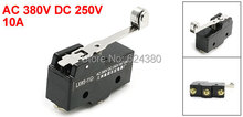 SPDT 1 NO 1 NC Roller Hinge Lever Arm Control Micro Limit Basic Switch LXW5-11G1