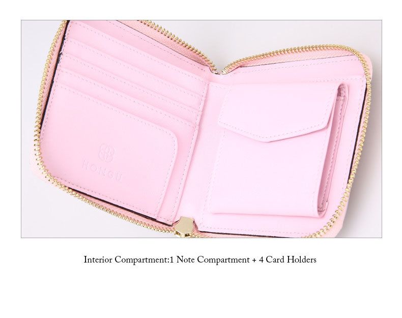 Women Top-Handle Bags Mini Clips Hasp Coin Purses Key Wallets Money Zipper Evening Bags Wristlets Leisure Bag Beach Crossbody Bag   (_12