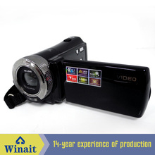 "Winait 16mp 720p hd digital video camera DV-101 DIS 32GB memory 2.4"" LCD display cheap digital video camcorder"