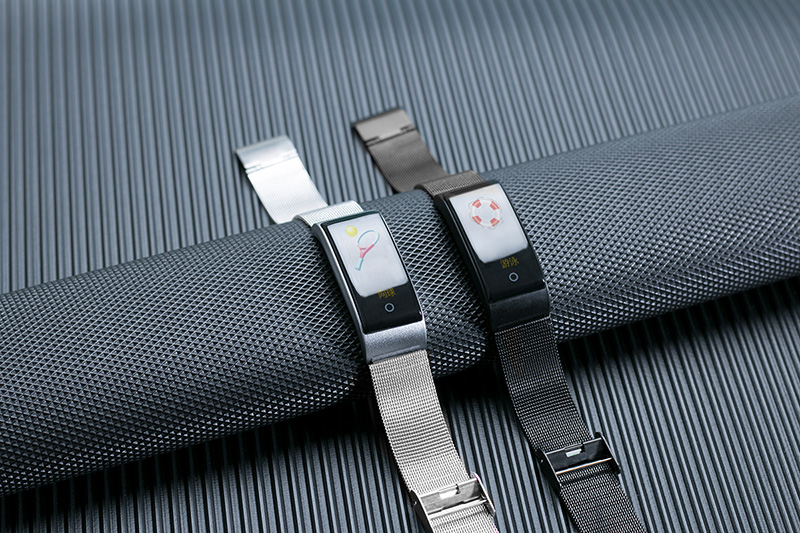 VERYFiTEK F4 Metal Smart Band Wristband Blood Pressure Heart Rate Monitor Men Women Fitness Watch Pedometer Smart Bracelet (31)