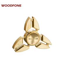 Buy Fidget Spinner Metal Rotation High speed Hand Spinner Brass Comes spiner Anti Relieve Stress Toys finger Gift Tri-spiner 10pcs for $56.90 in AliExpress store