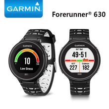 Garmin Forerunner630 Waterproof Touch Screen Smart Running Watch GPS Sports Heart Rate Physiological Indicators Daily Activity(China)