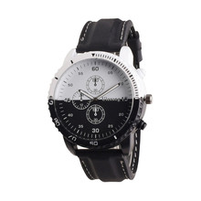 New Ulzzang Men Wacth Fashion Personality Creative Movement Large Dial Tide Watch Men 's Watches Relogio Masculino