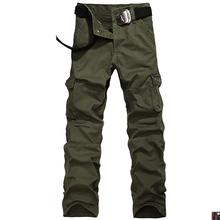 Discount Direct Selling Military 2015 Spring New Wind Men's Casual Trousers Men Tooling Multi-pocket Cotton Boy Pants Wholesale