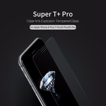 Buy NILLKIN Ultra-thin 015mm Anti-Explosion Tempered Glass iphone 8/7/6/6s super clear Glass Film iphone 8 plus/7 plus/6plus for $11.99 in AliExpress store