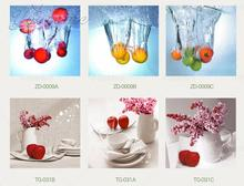 Modern fruit paintings for kitchen 3 Piece Wall Canvas Paintings Home Decorative Pictures(China)