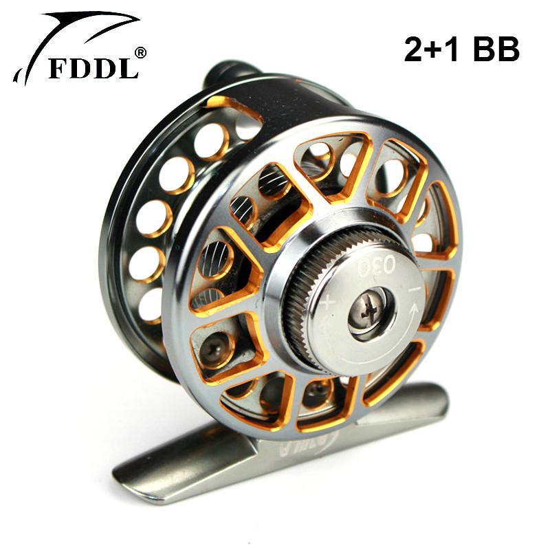 CJL Series Alloy Fly Fishing Reel 2+1BB Ball Bearing Aluminum Alloy Fly Fishing Reel FDDL Alloy Fly Fishing Reel<br><br>Aliexpress