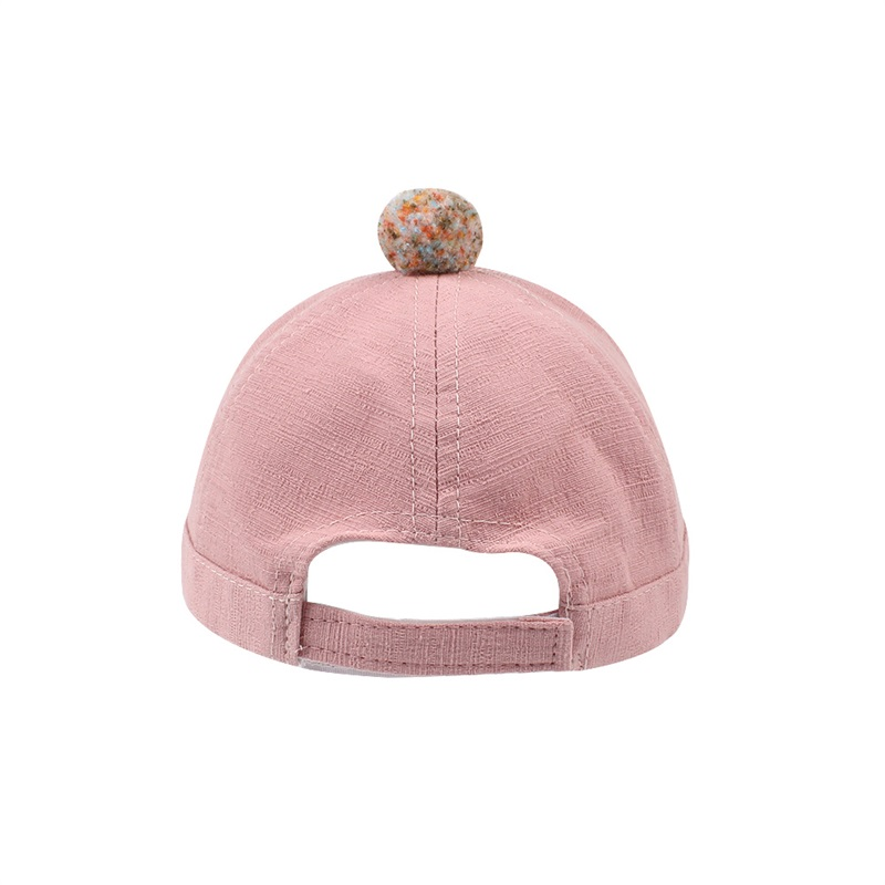 Casual Cotton Baby Caps Infant Toddler Baby Baseball Caps Fashion Boys Sun Caps Cute Girls Hat Autumn 6-24M Baby Boys Clothing (6)