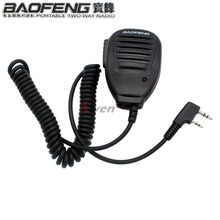 Original BaoFeng Handheld Speaker Mic Microphone for UV-5R UV-5RA UV-5RE DM-5R Plus GT-3 UV-B5 UV-B6 BF-888S UV-82 UV-89 BF-F8+