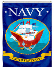 United States Navy House College Large Outdoor Flag 3ft x 5ft Football Hockey College USA Flag(China)