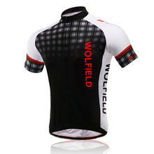 WOSAWE Bike Cycling Riding Team Outdoor Sports Short Sleeve Comfortable Clothing Wear Clothes Jersey Shirt Top Size M 3XL