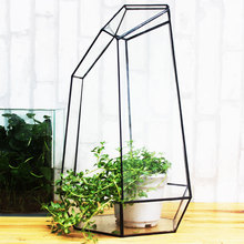 New Hot Decorative DIY Glass Terrarium Fairy Miniature Garden Greenhouse Vase Bottle for Plant Flower Terrarium Container Gifts