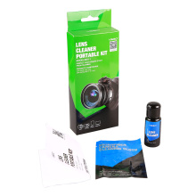 NEW! camera lens cleaning fluid + lens cleaning cloth for Nikon Canon Sony DSLR clean