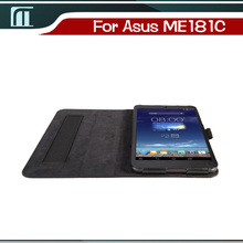 Stand PU leather Case Cover for ASUS Memopad 8 me181c 8 inch smart folded super slim tablet case