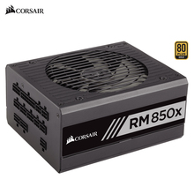 Corsair RM850x 100V-240V 850W computer Fully Modular Power Supply 850 Watts Server Desktop Multi-graphics card crossfire ATX PSU