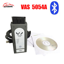 2015 New Arrival VAS 5054A Plus ODIS v3.03 Support UDS Bluetooth Version with OKI VAS5054A with free china post shipping