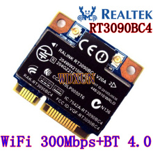 Ralink RT3090BC4 WiFi N Bluetooth 3.0 PCI-e Card 300M 602992-001 802.11n WIFI CARD WLAN RT3090(China)