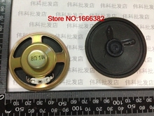 2PCS/LOT Speaker small magnetic speaker 1W8R 1 W 8 ohm diameter 57MM thick 12.7MM cone magnetic