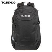TOMSHOO New Polyester Hiking Backpack Outdoor Sports Bag Mountaineering Bag Men's Travel Bags Back Pack Camping Backpack