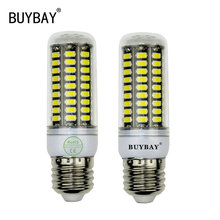 Patent LED lamp AC90-260V 5736SMD 7W 80led Aluminum PCB led light E27 E14 G9 GU10 B22 5730 chandelier No flicker LED bulb(China)
