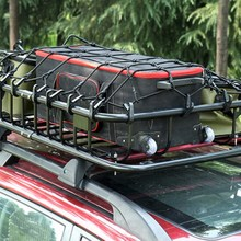 COMVEE Car Roof Rack Cross Bar Crossbars Cargo Luggage Carrier Roof Rack Crossbars Black for all SUV Models Load 100kg