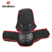 HEROBIKER Motorcycle Racing ATV Motorcycle Bicycle Skiing Motocross Racing Back Protector Body Spine Armor Support Protector(China)