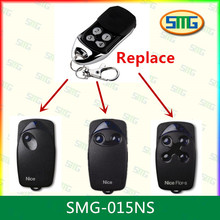 Free Shipping Nice FLOR-S / ONE Replacement Remote Control Transmitter Gate Key Fob New X 2pcs