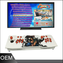 Halloween gifts the Pandora's box 5 multi games 960 in 1 arcade game console(China)