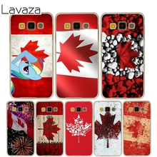 Lavaza Canada Flag Cover Case for Samsung Galaxy A3 A5 J5 2015/2016/2017 Cases for J3 J5 Grand Prime J7(China)