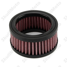 Motorcycle CNC Air Cleaner Element Replacement Air Filter For Harley Sportster Forty Eight Seventy Two XL1200 883 1991-2016(China)