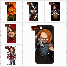 Charles Lee Ray Chucky Doll Phone Cases Cover For iPhone 4 4S 5 5S 5C SE 6 6S 7 Plus 4.7 5.5     UJ0128