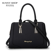 Buy SUNNY SHOP Korean Fashion Ladies Hand Bags Designer Bags Women Bag High PU leather Shoulder Bags BOX PACKED for $26.99 in AliExpress store